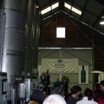 Jazz in the winery!