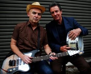The Backsliders blues band